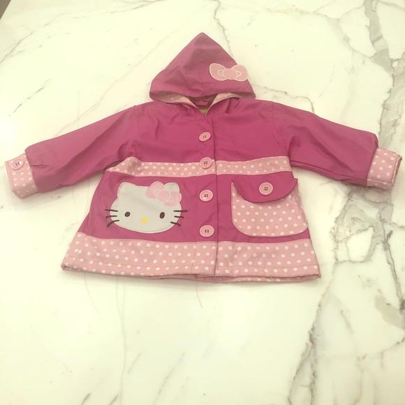 19c77ec56 Western Chief Jackets & Coats | Hello Kitty Raincoat | Poshmark